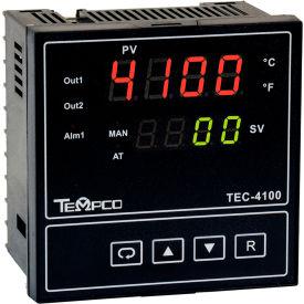 Tempco TEC-4100 Temperature Controllers
