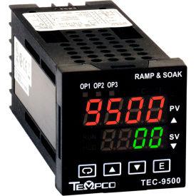 Tempco TEC-9500 & TEC-4500 Temperature Controllers