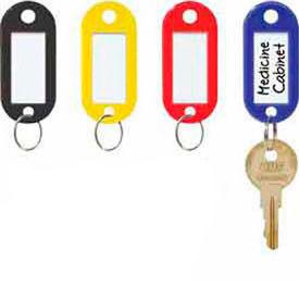 ID Key Tags