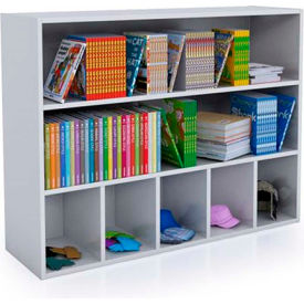 Stationary Shelves & Organizers without Bins