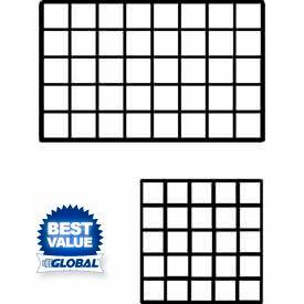 Wire Grid Cubbies (Mini Grid)