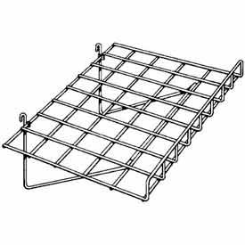 Wire Grid Panel Shelving