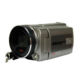 Hamilton Electronics - High Definition Digital Camcorders with HDMI