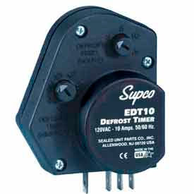 Supco® Electronic Adjustable Defrost Timers