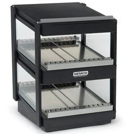 Nemco® Slanted Shelf Merchandisers