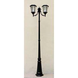 Solar Powered Lamp Posts