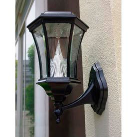 Solar Powered Wall Mount Lamps