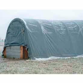 Barn Style Portable Building