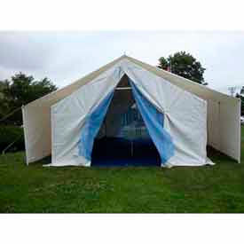 UN Disaster Relief Tent