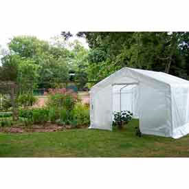 Translucent Peak Style Greenhouses