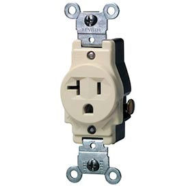 Commercial Grade Single Receptacles