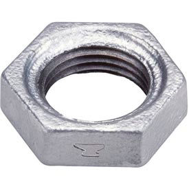Anvil Galvanized Locknuts