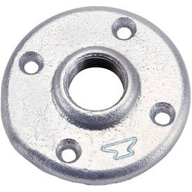 Anvil Galvanized Floor Flanges