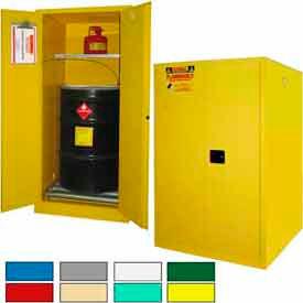 Securall® Hazardous Waste Drum Storage Cabinets