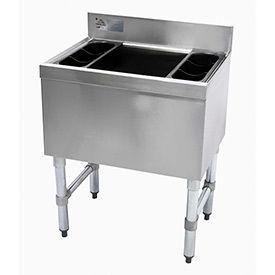 Ice Bin/Cocktail Units