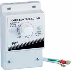 Supco Universal Cold Controller