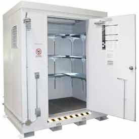Securall® Agri-Chemical Storage Buildings, 2-80 Drum Capacity