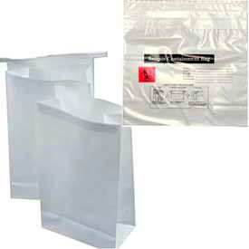 Sickness Bags - Adhesive Tape Closure