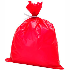 Red Dressing Disposal Bags