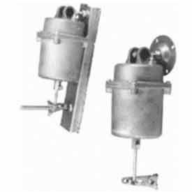 Pneumatic Piston Damper Actuators