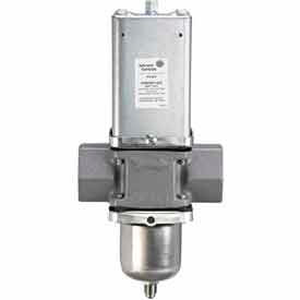 Two-Way Pressure-Actuated Valves
