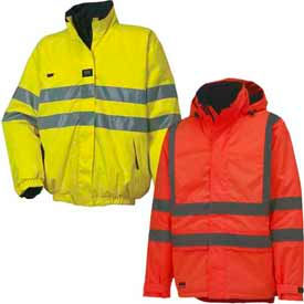 Helly Hansen High-Vis Reflective Jackets