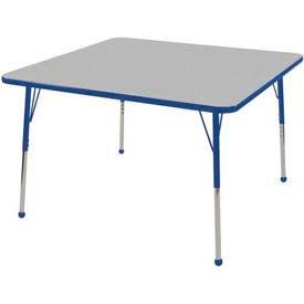 ECR4KIDS® - Square Activity Tables - Standard, Juvenile & Chunky Leg Style