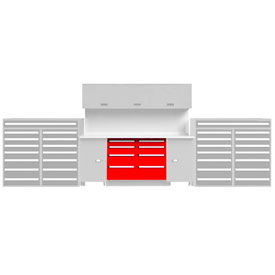 EB Drawer Cabinet Workbench
