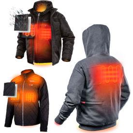 Heated Jackets & Gear