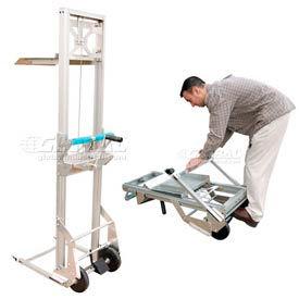 Vestil Portable Aluminum Load Lifter