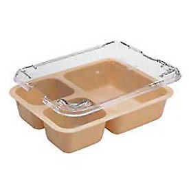 Tray On Tray Meal Delivery System