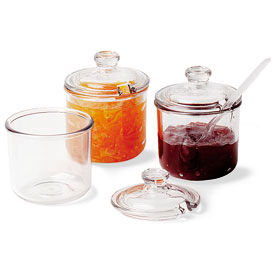 Condiment Jars