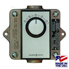 TPI Hazardous Location Thermostats
