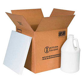 Hazardous Materials Boxes & Shipping Foam Kits
