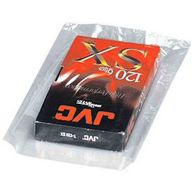 Clear Flat Shrink Film Bags
