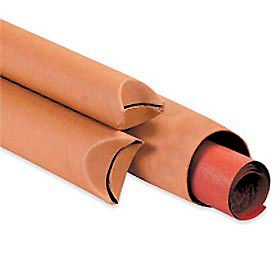 Crimped End Tubes - Kraft
