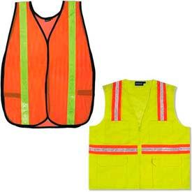 Hi-Visibility Non-ANSI Vests