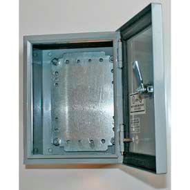 NEMA Sheet Metal Boxes (SNB-Series)