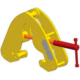 M & W Small & Large Frame Beam Clamps