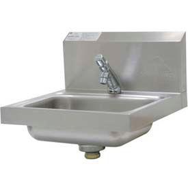 Advance Tabco H.A.C.C.P. Compliant Hand Sink