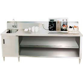 Advance Tabco Beverage Tables