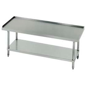 Advance Tabco Equipment Stands With Adjustable Undershelves