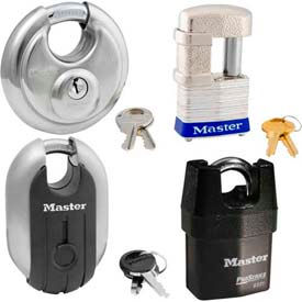 Security Diskus® and Shrouded Padlocks