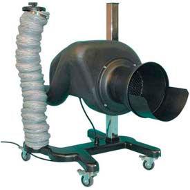 Mobile Exhaust Extractor
