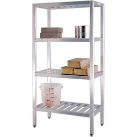 Aluminum Heavy Duty (All Welded) Rack
