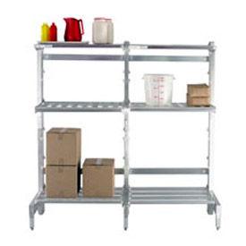 Aluminum Cantilever Shelving Components
