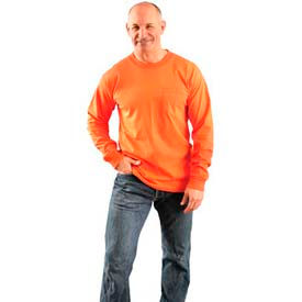Non-ANSI - Hi-Visibility Long Sleeve Shirts