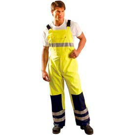 OccuNomix Hi-Visibility Bib Pants