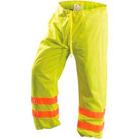 Hi-Visibility Mesh Pants w/ Class E Gloss Tape