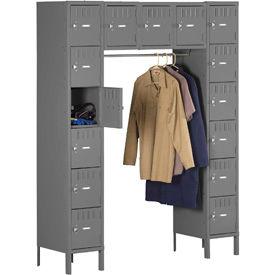 Tennsco Box Lockers - Unassembled